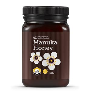 NZHF Manuka Honey UMF 15+-0