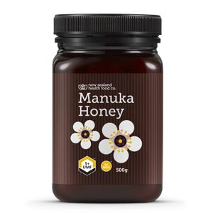 NZHF Manuka Honey UMF 5+ -0